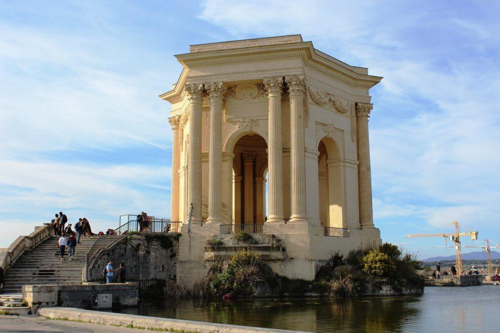 Montpellier, ville dynamique de l'Hérault
