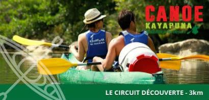 Circuit découverte canoë dans l'Hérault